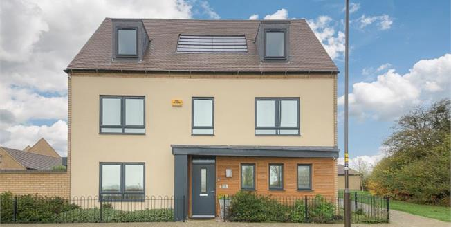 Asking Price £550,000, 5 Bedroom Detached House For Sale in Tattenhoe Park, MK4