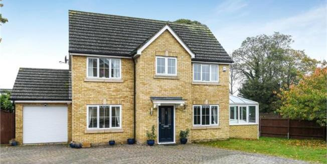 Asking Price £650,000, Detached House For Sale in Orpington, BR6