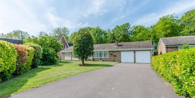 Asking Price £515,000, 4 Bedroom Bungalow For Sale in Newton, CB22