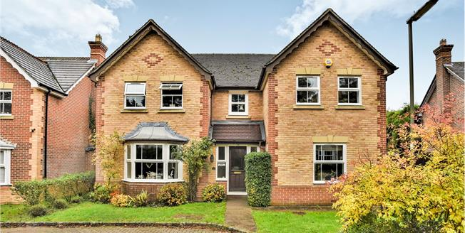 Offers in excess of £725,000, 4 Bedroom Detached House For Sale in Lightwater, GU18
