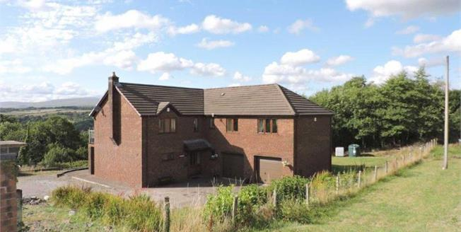 Offers in the region of £374,995, 4 Bedroom Detached House For Sale in Swansea, SA9