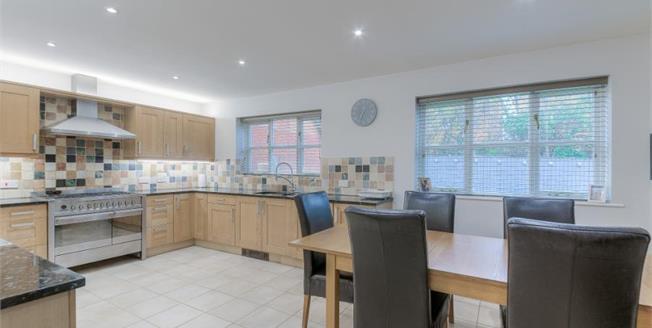 Guide Price £575,000, 4 Bedroom Detached House For Sale in Grange Farm, MK8