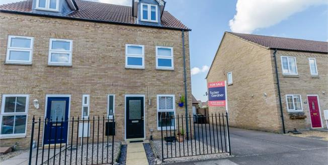 Asking Price £323,000, 3 Bedroom Semi Detached House For Sale in Ely, CB6