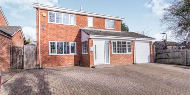 Offers in excess of £825,000, 4 Bedroom Detached House For Sale in Maidenhead, SL6