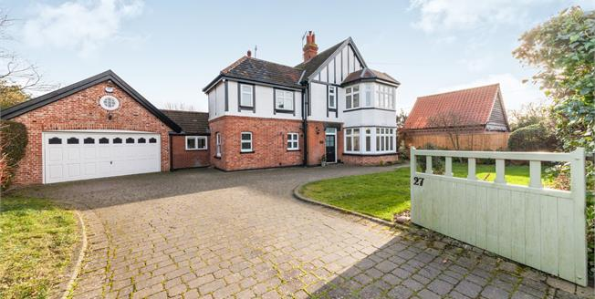 Offers Over £575,000, 4 Bedroom Detached House For Sale in Beccles, NR34