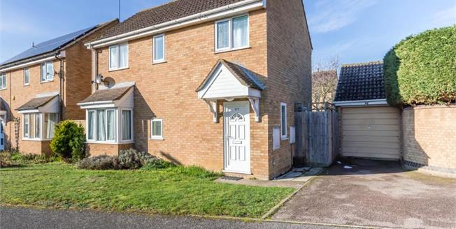 Guide Price £400,000, 4 Bedroom Detached House For Sale in Milton, CB24