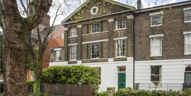 Asking Price £415,000, 5 Bedroom Terraced House For Sale in Ipswich, IP1