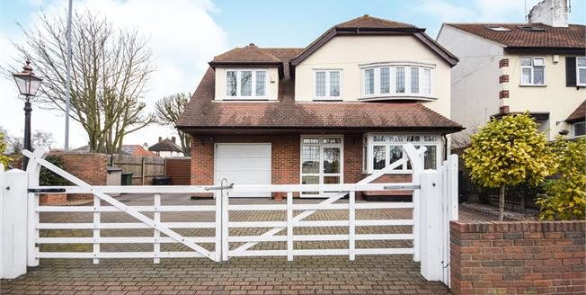Offers in excess of £570,000, 4 Bedroom Detached House For Sale in Westcliff-on-Sea, SS0