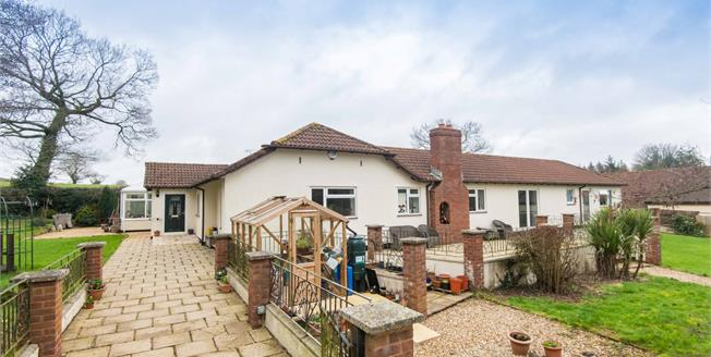 Asking Price £595,000, 5 Bedroom Detached House For Sale in Ottery St. Mary, EX11