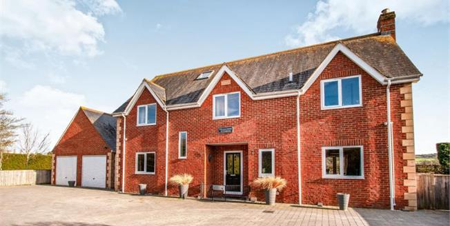Asking Price £800,000, 7 Bedroom Detached House For Sale in Dauntsey, SN15