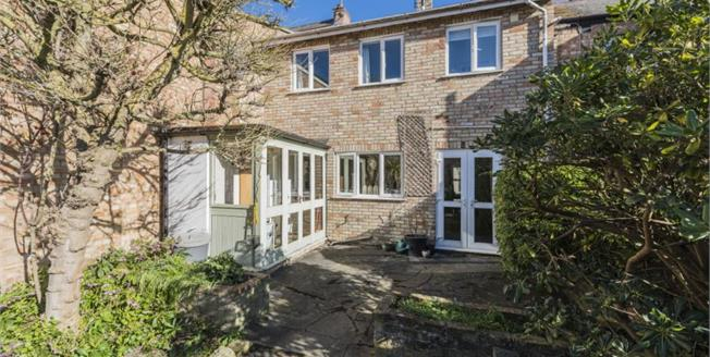 Asking Price £420,000, 3 Bedroom Terraced House For Sale in Ely, CB7