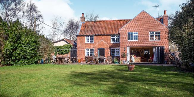Asking Price £750,000, 4 Bedroom Detached House For Sale in Neatishead, NR12