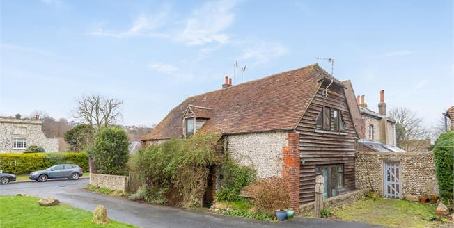 Guide Price £625,000, 3 Bedroom Detached House For Sale in Ovingdean, BN2