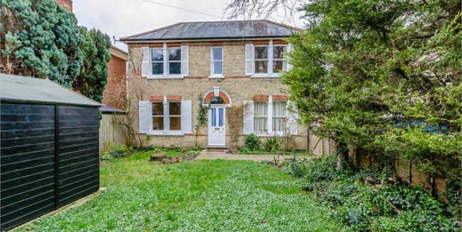 Guide Price £625,000, 3 Bedroom Detached House For Sale in Cambridgeshire, CB22