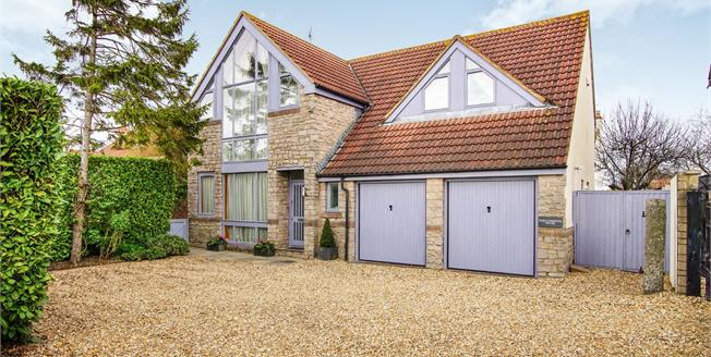 Offers in the region of £620,000, 5 Bedroom Detached House For Sale in Easter Compton, BS35