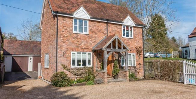 Asking Price £685,000, 4 Bedroom Detached House For Sale in Quendon, CB11