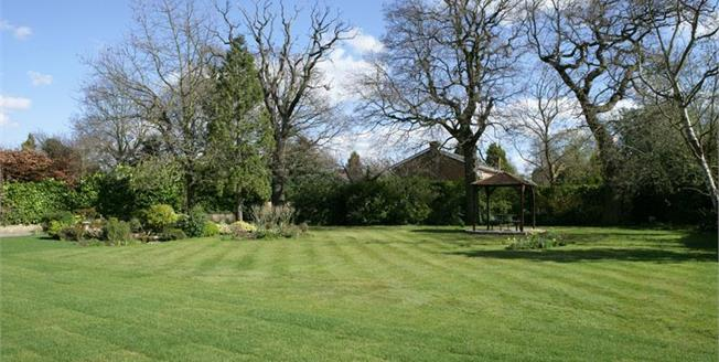 Asking Price £2,695,000, 5 Bedroom Detached House For Sale in Orpington, BR6