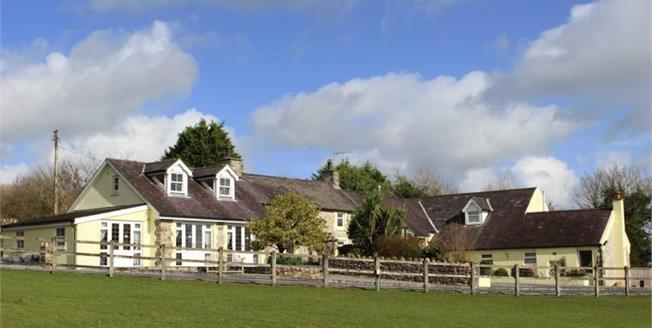 Offers in excess of £850,000, 9 Bedroom Detached House For Sale in Llanteg, SA67