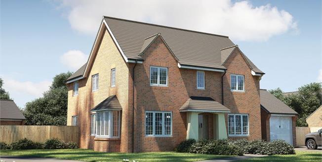 Asking Price £594,950, 4 Bedroom Detached House For Sale in West Dorset, DT7