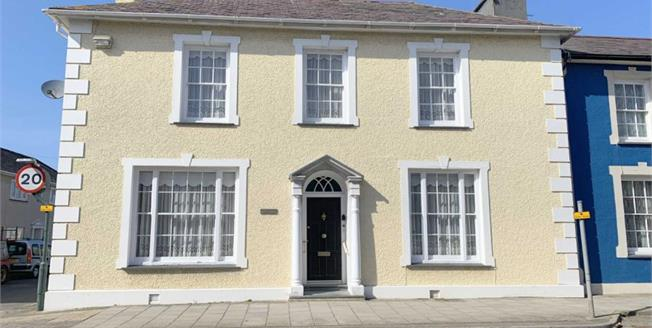 Offers in the region of £449,000, 4 Bedroom Terraced House For Sale in Aberaeron, SA46