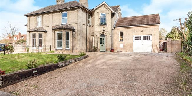 Offers Over £500,000, 5 Bedroom Detached House For Sale in Beccles, NR34