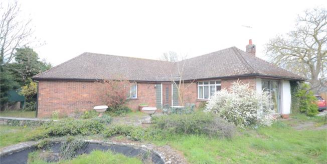 Asking Price £420,000, 3 Bedroom Detached House For Sale in Linton, CB21