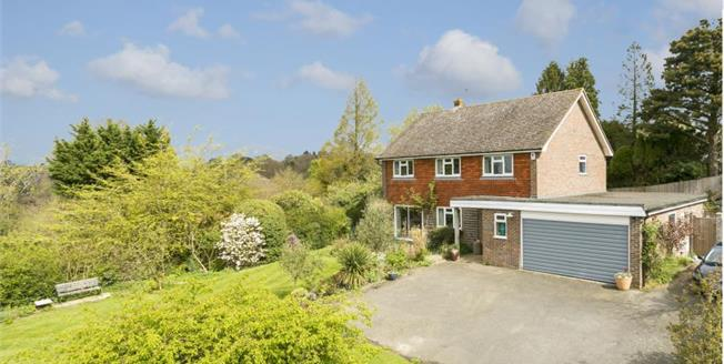 Guide Price £760,000, 4 Bedroom Detached House For Sale in East Sussex, TN20