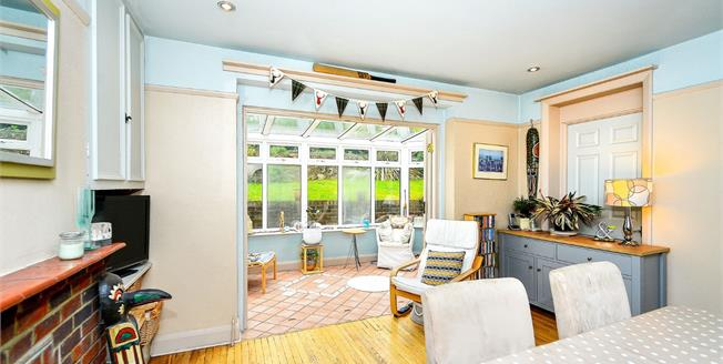 Guide Price £750,000, 4 Bedroom Detached House For Sale in Brighton, BN1