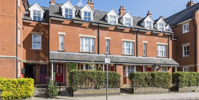 Offers in excess of £575,000, 4 Bedroom Terraced House For Sale in Cambridgeshire, CB1