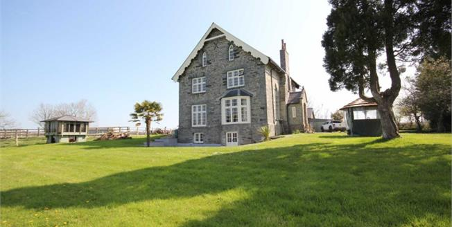 Asking Price £825,000, 6 Bedroom Detached House For Sale in Carmarthenshire, SA38