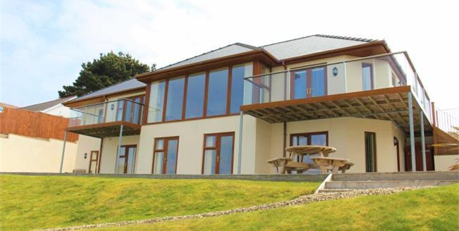 Asking Price £649,950, 5 Bedroom Detached House For Sale in Pembroke Dock, SA72