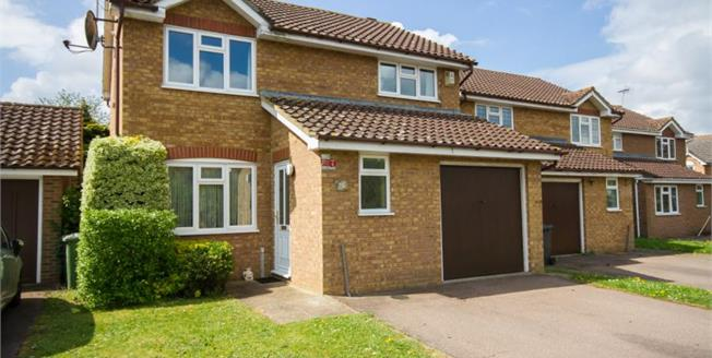 Guide Price £465,000, 4 Bedroom Detached House For Sale in Milton, CB24
