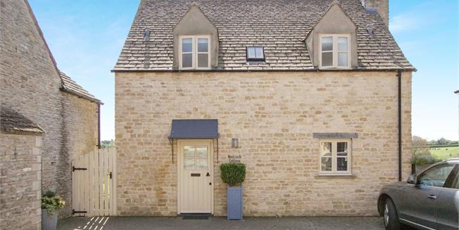 Offers in excess of £595,000, 2 Bedroom Detached House For Sale in Tetbury, GL8
