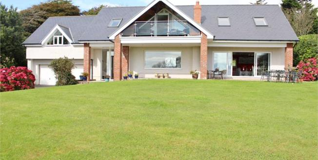 Asking Price £799,995, 4 Bedroom Detached House For Sale in Penmaen, SA3