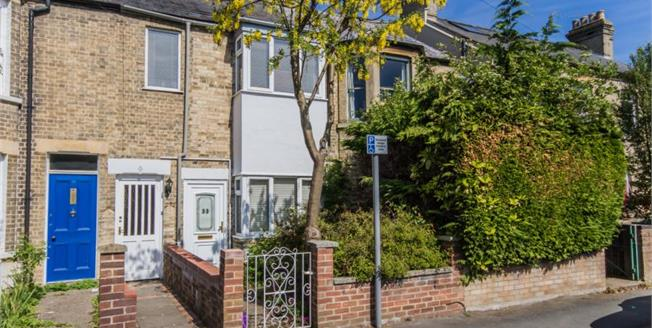 Offers in excess of £450,000, 3 Bedroom Terraced House For Sale in Cambridgeshire, CB4