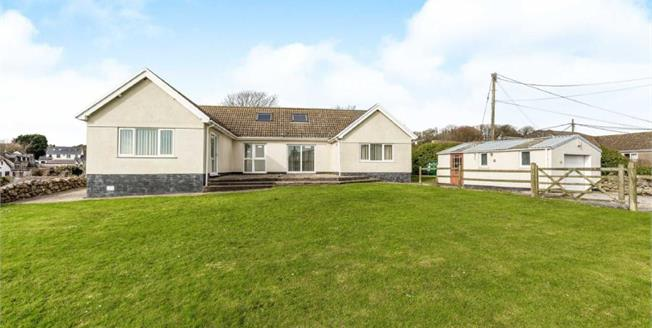 Asking Price £512,000, 5 Bedroom Bungalow For Sale in Horton, SA3