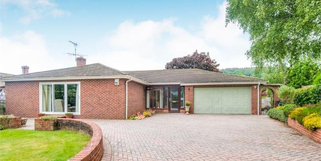 Asking Price £850,000, 3 Bedroom Bungalow For Sale in Sidmouth, EX10
