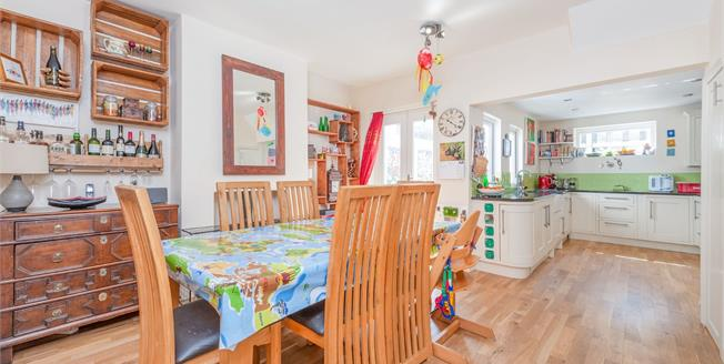 Asking Price £550,000, 3 Bedroom Detached House For Sale in ., BN1