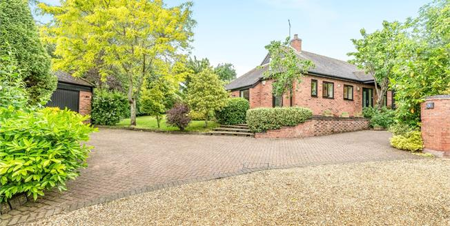 Guide Price £700,000, 4 Bedroom Bungalow For Sale in Compton Verney, CV35