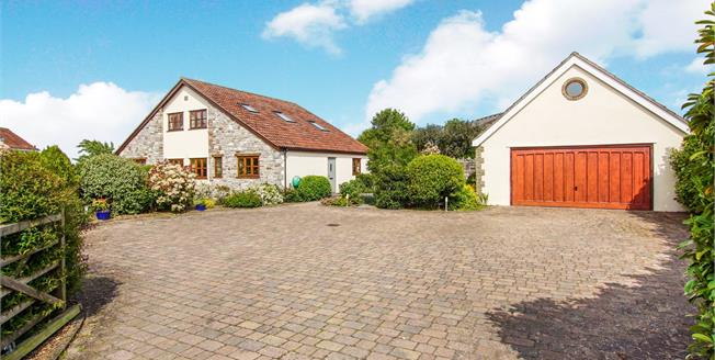 Asking Price £775,000, 4 Bedroom Detached House For Sale in Pilning, BS35