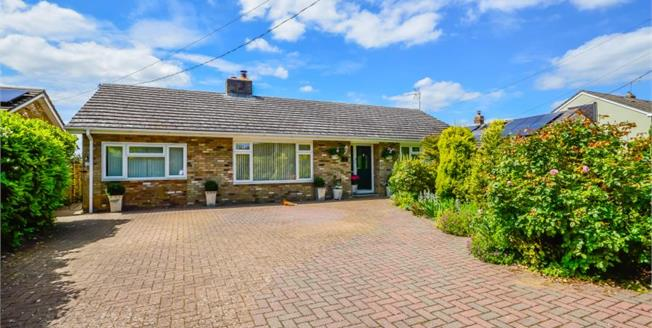 Offers Over £550,000, 4 Bedroom Bungalow For Sale in Balsham, CB21