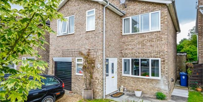 Asking Price £525,000, 4 Bedroom Detached House For Sale in Hauxton, CB22