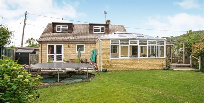 Guide Price £500,000, 4 Bedroom Bungalow For Sale in North Nibley, GL11