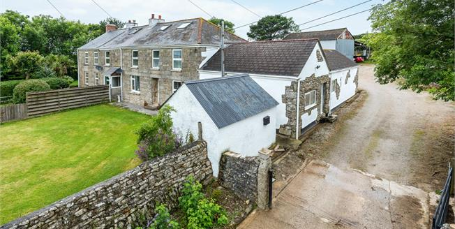 Guide Price £860,000, 4 Bedroom Farm For Sale in Sithney, TR13