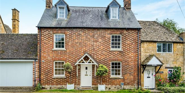 Offers in excess of £625,000, 4 Bedroom Terraced House For Sale in Worcestershire, WR12