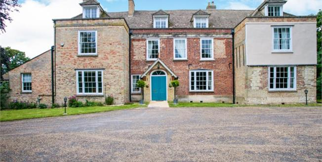 Asking Price £1,800,000, 8 Bedroom Farm For Sale in Stretham, CB6