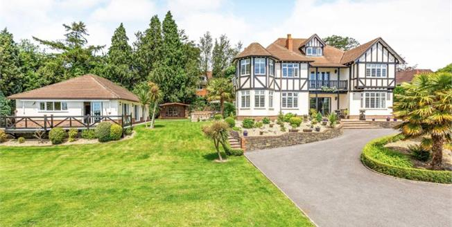 Asking Price £1,350,000, 6 Bedroom Detached House For Sale in Sketty, SA2