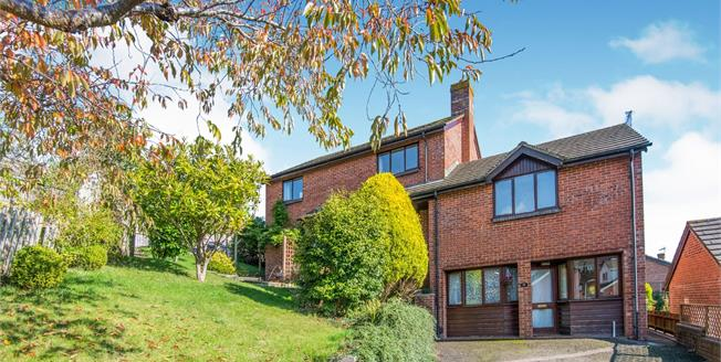 Guide Price £625,000, 5 Bedroom Detached House For Sale in Devon, EX4