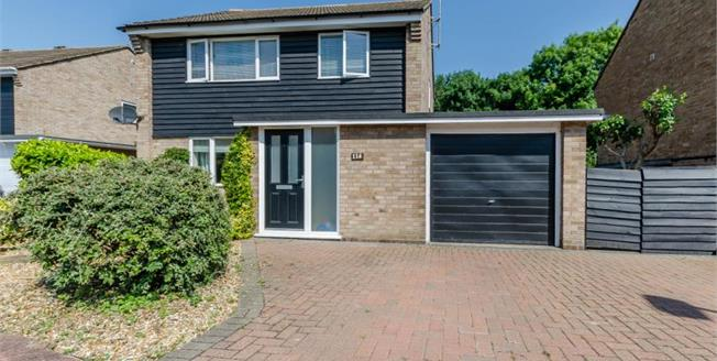 Offers Over £425,000, 3 Bedroom Detached House For Sale in Cambridge, CB22