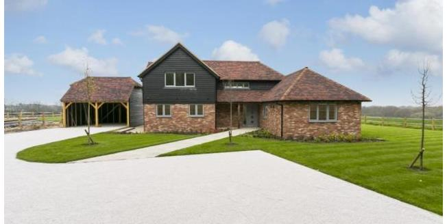 Asking Price £895,000, 5 Bedroom Detached House For Sale in Lewes, BN8